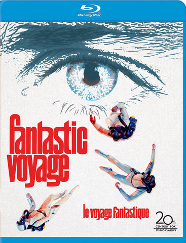 Fantastic Voyage (Blu-ray) (Bilingual) BLU-RAY Movie
