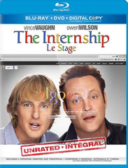 The Intership (Blu-ray + DVD + Digital Copy) (Blu-ray) (Bilingual)