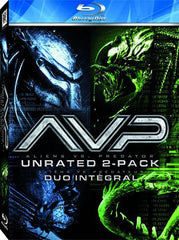 Alien vs. Predator (Unrated 2 Pack) (Blu-ray) (Boxset) (Bilingual)