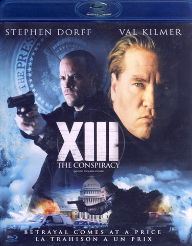 XIII - The Conspiracy (Blu-ray) (CA Version) (Bilingual) BLU-RAY Movie