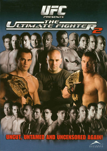 The Ultimate Fighter 2 - Uncut, Untamed and Uncensored Again! (Boxset) DVD Movie
