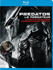 Predator (Triple Feature) (Blu-ray) (Bilingual)