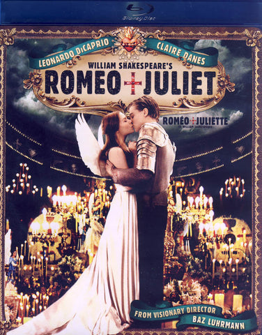 Romeo And Juliet (Blu-ray) (Bilingual) BLU-RAY Movie