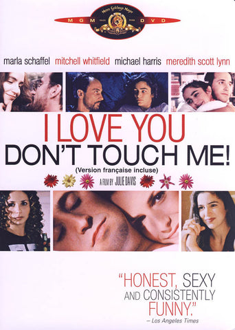 I Love You Don t Touch Me (Bilingual) DVD Movie