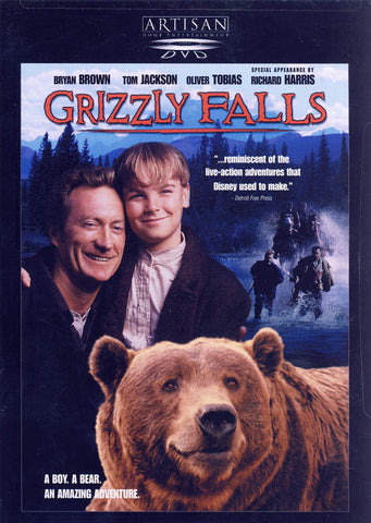 Grizzly Falls (Artisan) DVD Movie