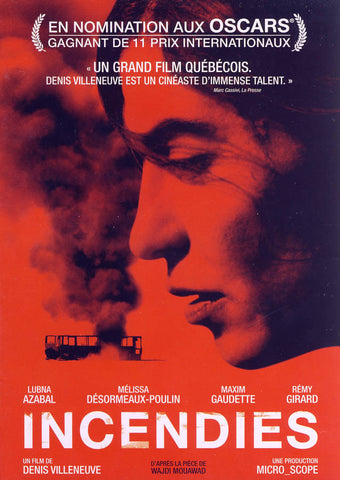 Incendies (French Only) DVD Movie