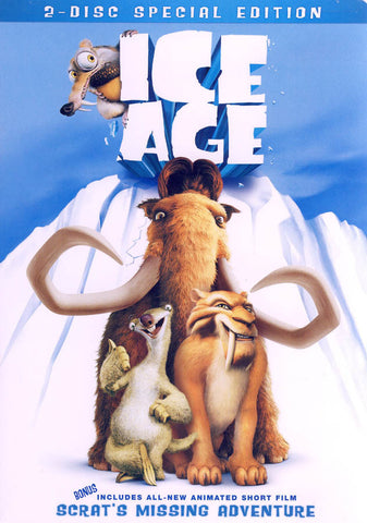 Ice Age (2 - Disc Special Edition) DVD Movie