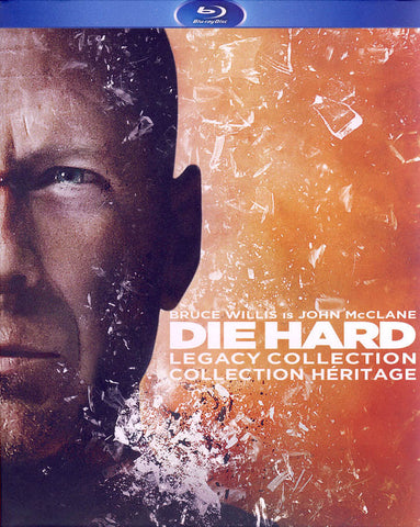 Die Hard (Legacy Collection) (Blu-ray) (Boxset) (Bilingual) BLU-RAY Movie