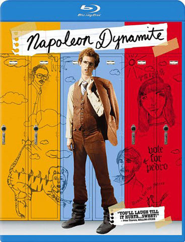 Napoleon Dynamite (Blu-ray) BLU-RAY Movie