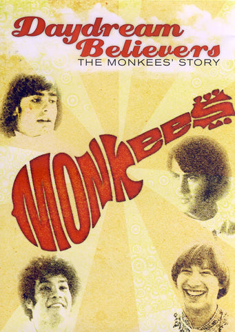 Daydream Believers - The Monkees Story (CA Version) DVD Movie
