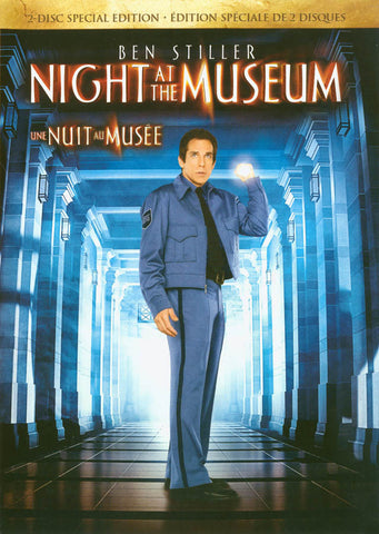 Night at the Museum (2-Disc Special Edition) (Bilingual) DVD Movie