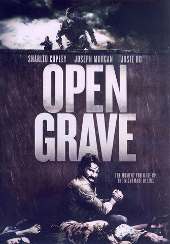 Open Grave DVD Movie