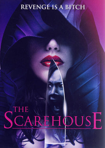 The Scarehouse DVD Movie