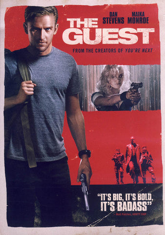 The Guest DVD Movie