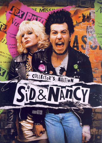 Sid and Nancy (Collector s Edition) DVD Movie
