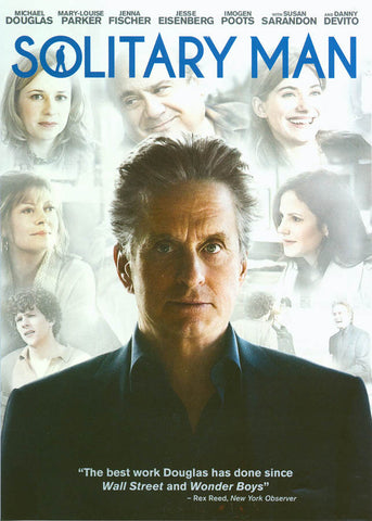 Solitary Man (Anchor Bay) DVD Movie