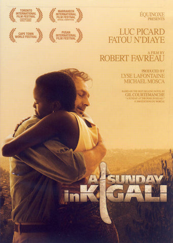 A Sunday in Kigali DVD Movie