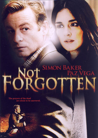 Not Forgotten DVD Movie