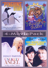 Penguins' Story / Beauty & The Beast / Unlikely Angel / Your Mother Wears Combat Boots (4-Movie Pack