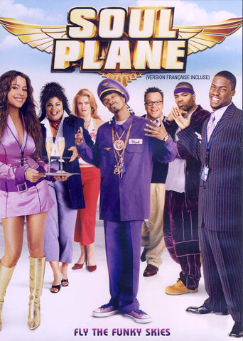 Soul Plane (Bilingual) DVD Movie