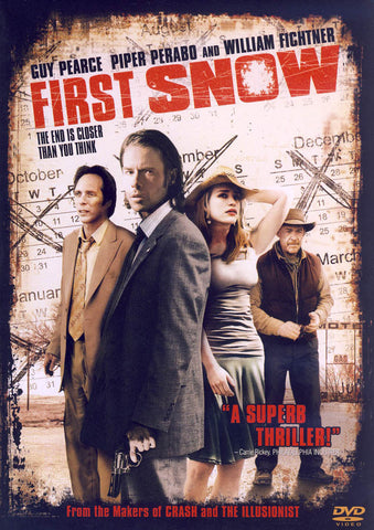 First Snow DVD Movie