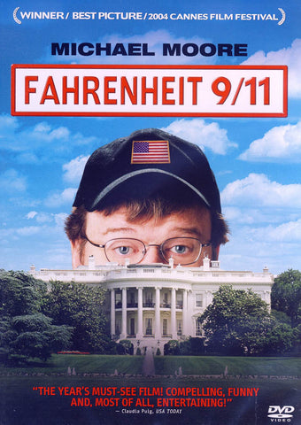 Fahrenheit 9/11(SONY) DVD Movie