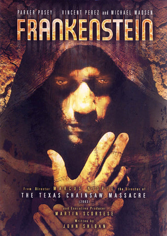 Frankenstein (Marcus Nispel) (MAPLE) DVD Movie