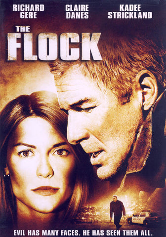 The Flock (Weinstein) DVD Movie