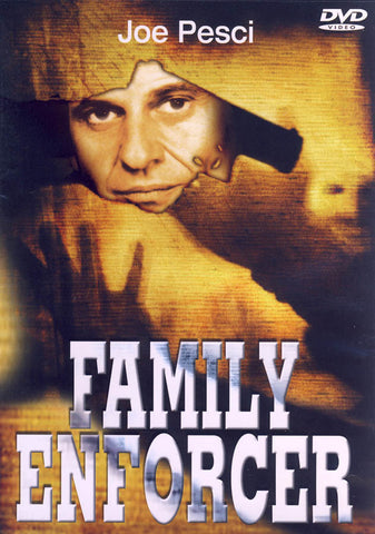 Family Enforcer (Joe Pesci) DVD Movie