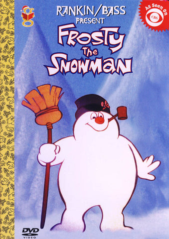 Frosty the Snowman (Rankin/Bass) DVD Movie