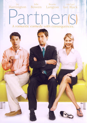 Partner(s) (Jay Harrington) (MAPLE) DVD Movie