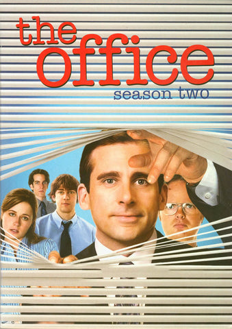The Office - Season Two (Keepcase With Slipcover) DVD Movie