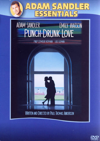 Punch-Drunk Love (Adam Sandler Essentials) DVD Movie