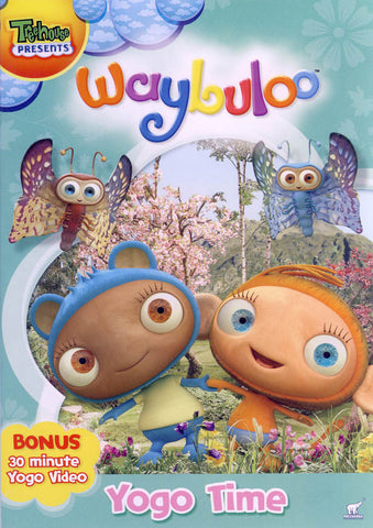 Waybuloo - Yogo Time (CA Version) DVD Movie