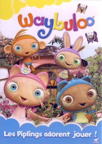 Waybuloo - Les Piplings adorent jouer ! DVD Movie