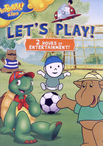 Let's Play! (kaBOOM!) DVD Movie