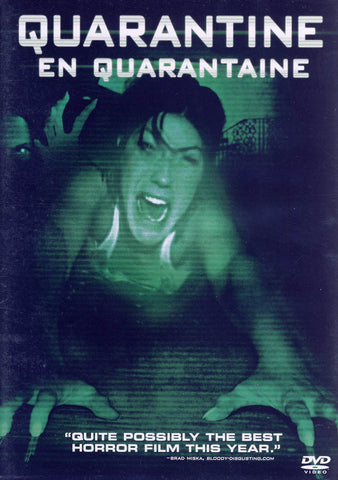 Quarantine (Bilingual) DVD Movie