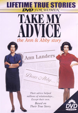 Take My Advice - The Ann and Abby Story DVD Movie