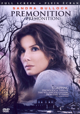 Premonition (Full Screen) (Sandra Bullock) (Bilingual) DVD Movie