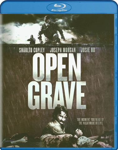 Open Grave (Blu-ray) BLU-RAY Movie