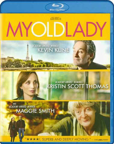 My Old Lady (Blu-ray) BLU-RAY Movie