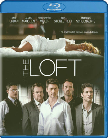 The Loft (Blu-ray) BLU-RAY Movie