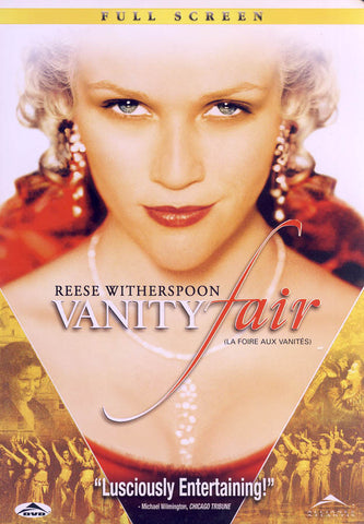 Vanity Fair (Full Screen) (Bilingual) DVD Movie