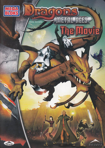 Dragons - Metal Ages - The Movie (Bilingual) DVD Movie