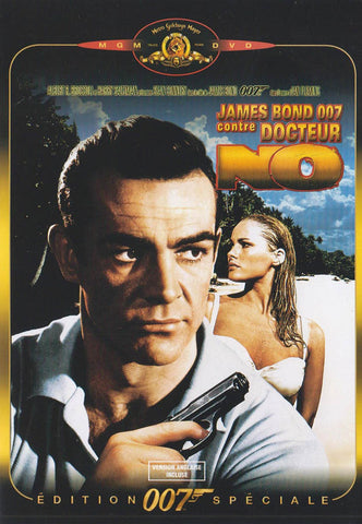 James Bond 007 - Contre Docteur No (Edition Speciale) (French Cover) DVD Movie