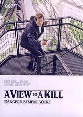 A View To A Kill (White Cover) (James Bond) (Bilingual)