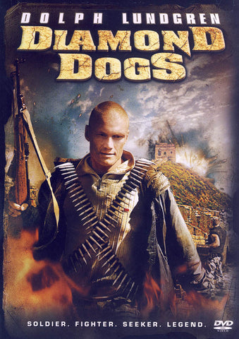 Diamond Dogs DVD Movie