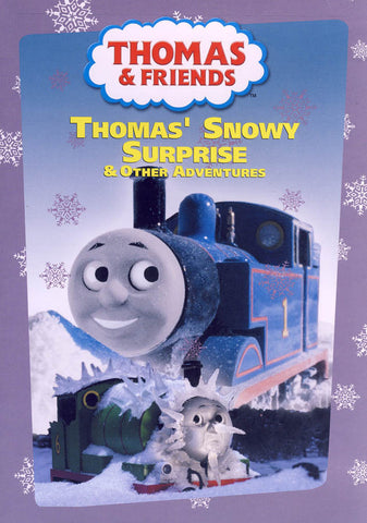 Thomas and Friends - Thomas Snowy Surprise (MAPLE) DVD Movie