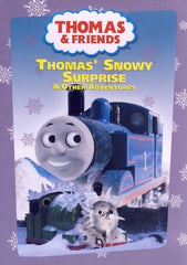 Thomas and Friends - Thomas Snowy Surprise (MAPLE)