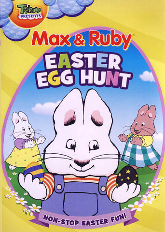 Max & Ruby - Easter Egg Hunt DVD Movie